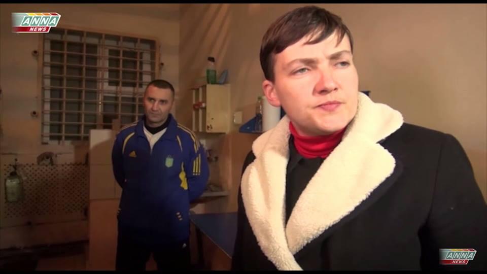 Лишение неприкосновенности Савченко рассмотрят уже через час – Парубий