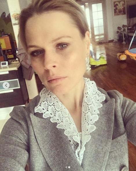 Ольга Фреймут без макияжа не понравилась поклонникам