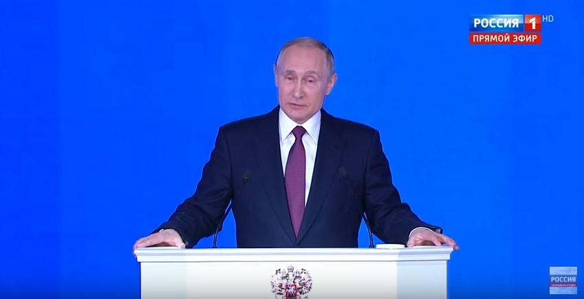 Послание Путина: Россия переходит к стратегической обороне