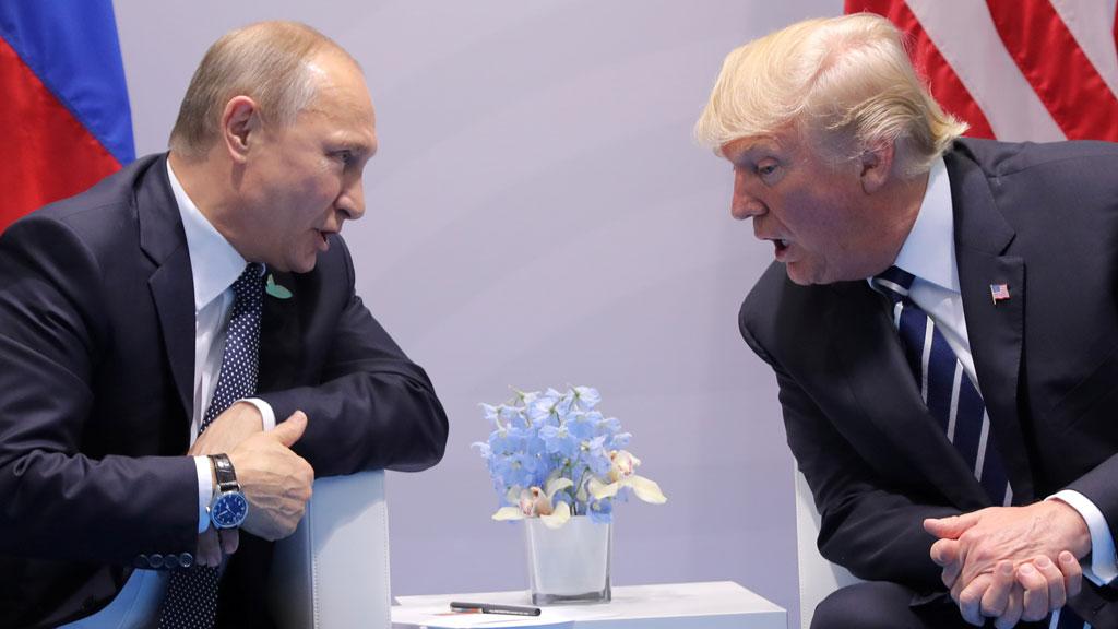 Трамп не собирается поздравлять Путина с победой на выборах — Белый дом