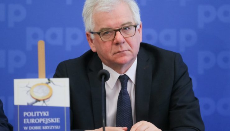 Глава МИД Польши обвинил Евросоюз в «двойных стандартах»