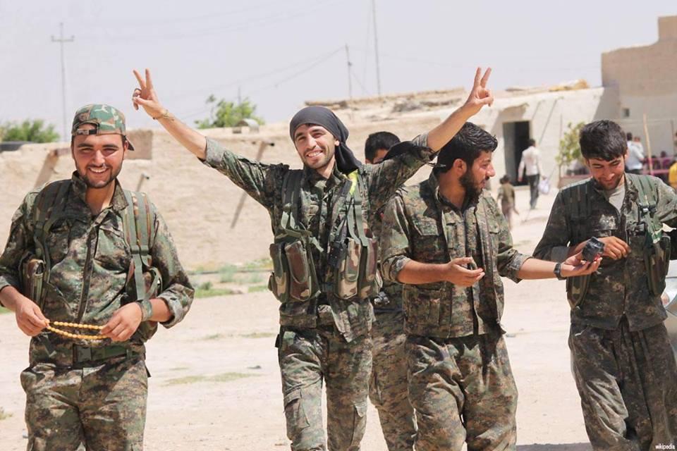 Американська дилема в Сирії: між Анкарою і Афріном