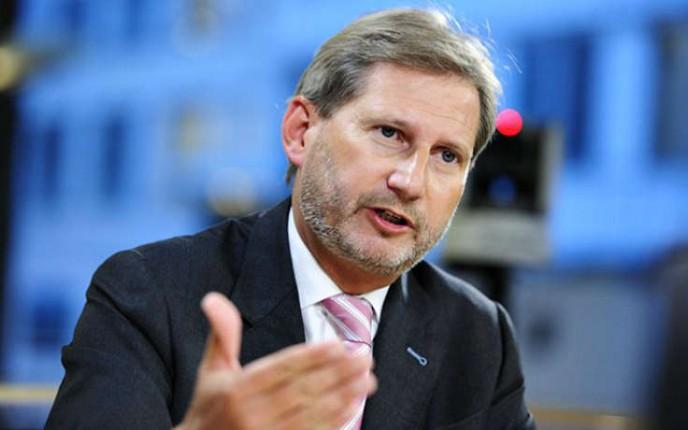 Еврокомиссар жестко раскритиковал власть в Украине за нарушения обещаний