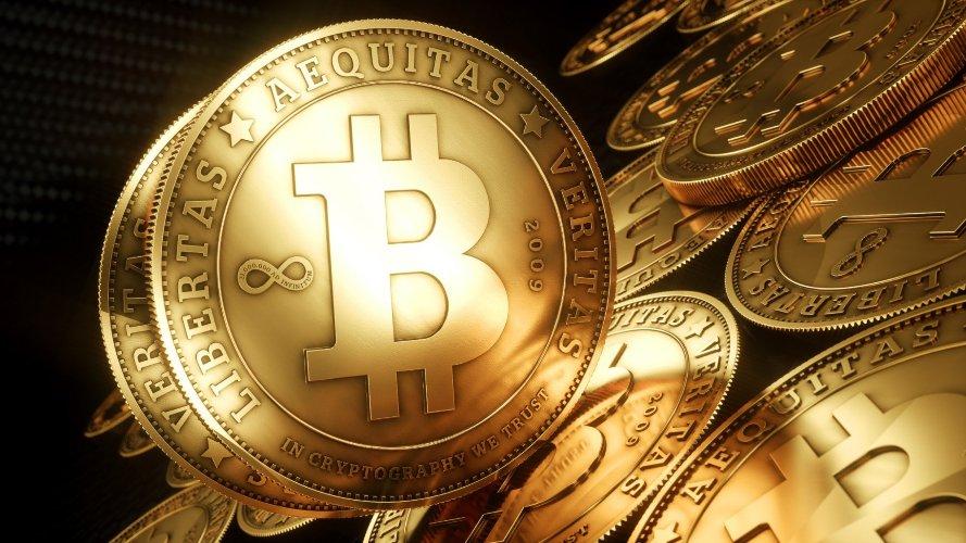 Курс биткоина обвалился ниже 9,5 тысяч долларов за монету