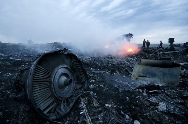 Издание в Нидерландах назвало имена главных подозреваемых в катастрофе МН17