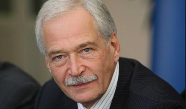 Грызлов заявил, что контактная группа договорилась о перемирии на Донбассе с 5 марта