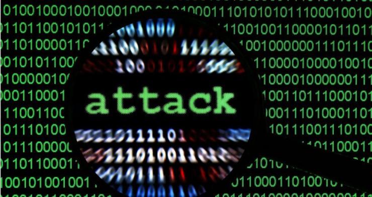 Количество атак хакеров в Украине за год выросло в десять раз