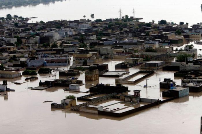 Климатологи предупреждают, что потоп оставит без жилья миллионы людей