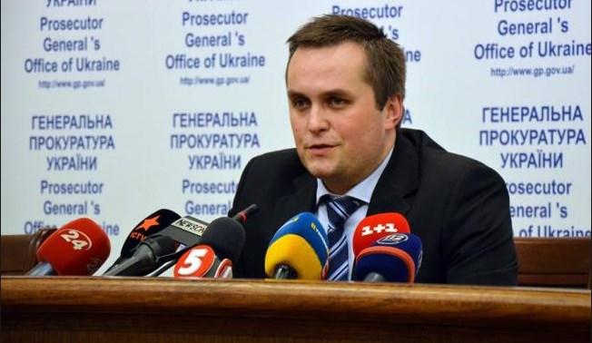 Холодницкий подтвердил, что его кабинет кто-то прослушивал