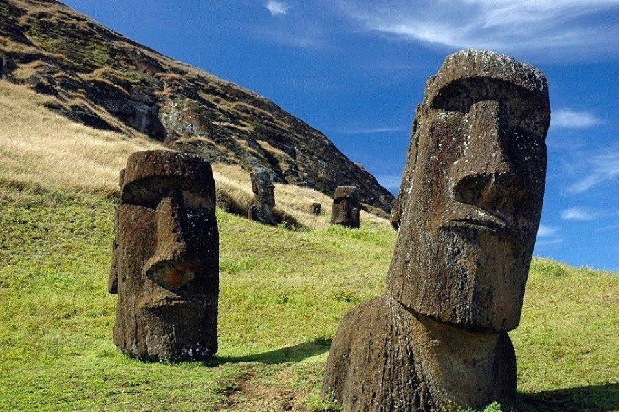 Ученые предсказали скорую гибель статуй на острове Пасхи