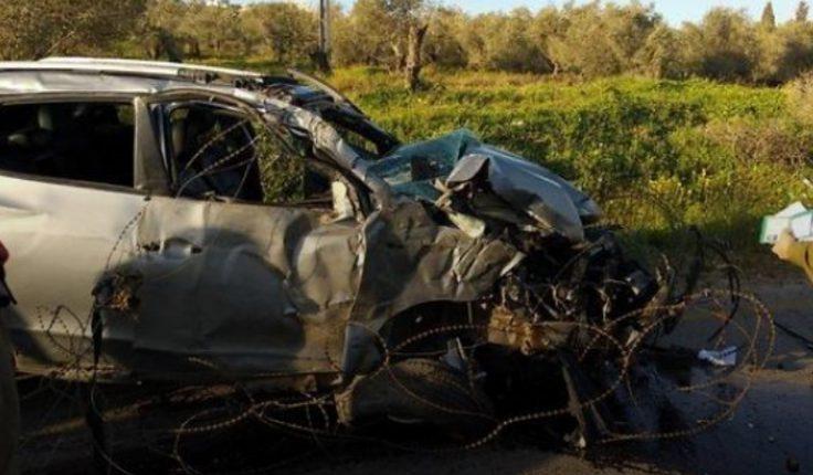 Террорист на авто врезался в группу израильских солдат, есть жертвы