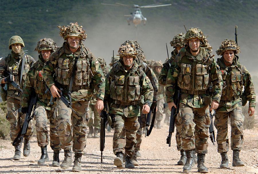 НАТО проведет в Европе крупнейшие учения со времен «холодной войны»