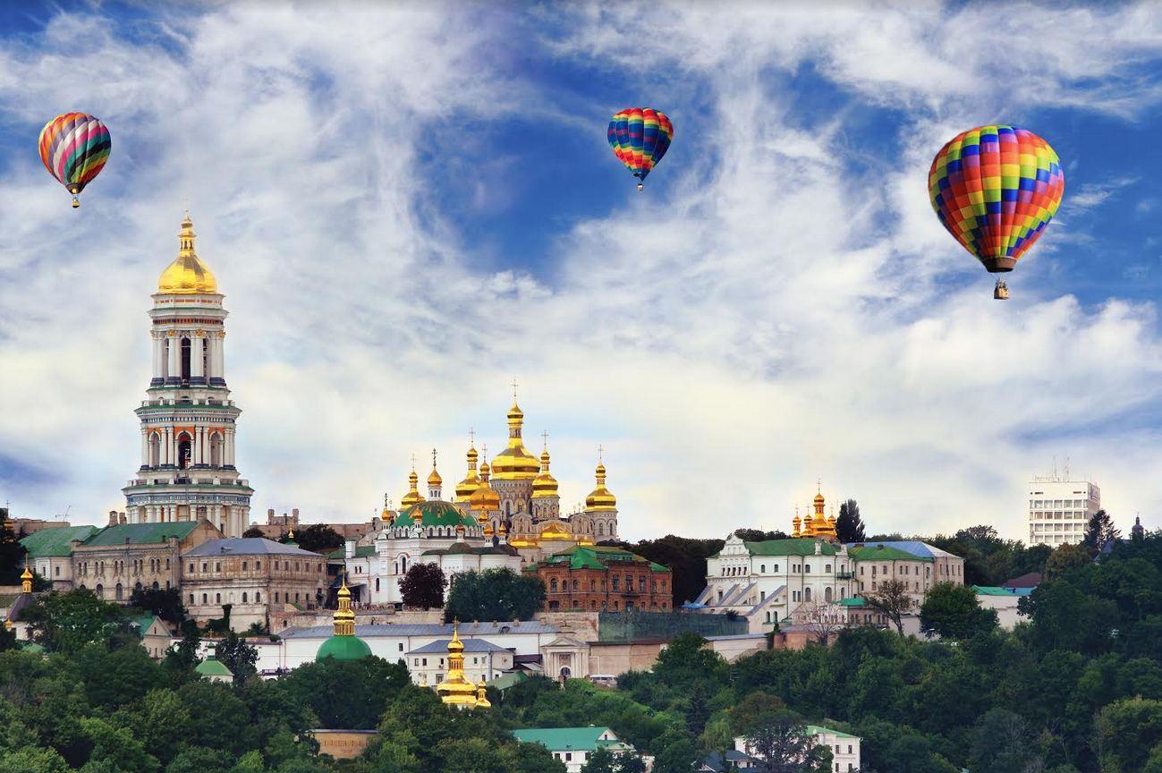 Украину в прошлом году посетило рекордное количество иностранных туристов