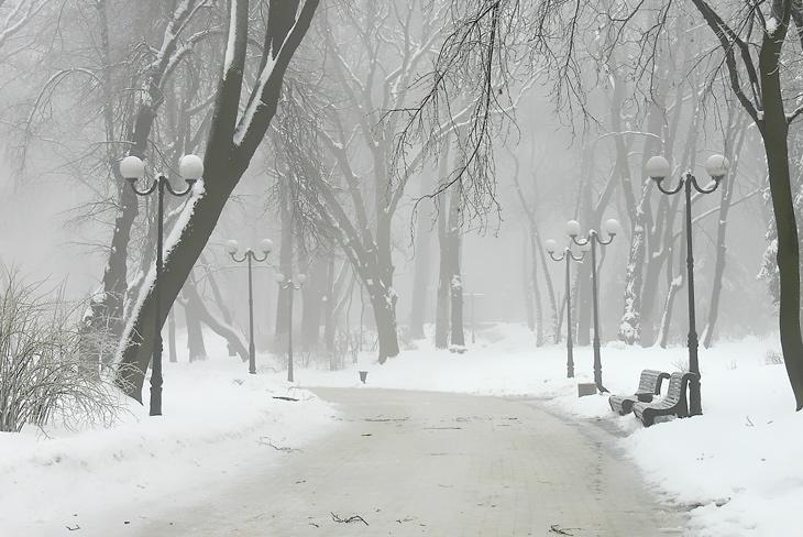 В Украину возвращаются морозы до -16°