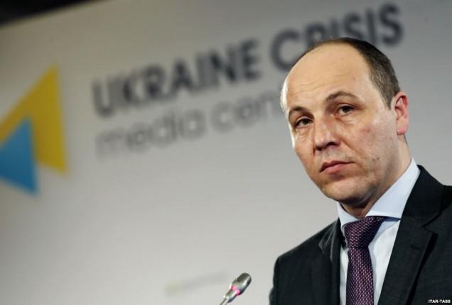 Украина ожидает летальное оружие от ЕС и Канады, — Парубий