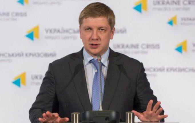 Коболев: «Нафтогаз» готов доказывать целесообразность транзита через ГТС Украины