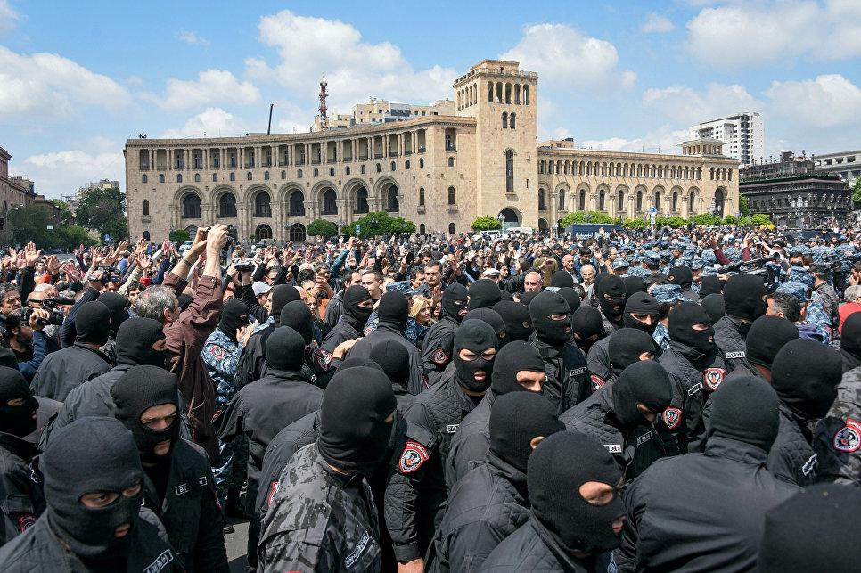 Армяне нанесли удар по политической модели Путина — WP