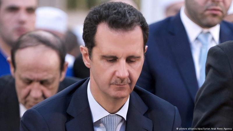 Башар Асад попал в список сайта «Миротворец»