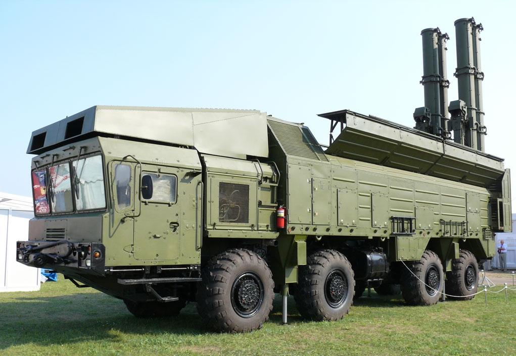 Россия начала в оккупированном Крыму военные учения с ракетными комплексами