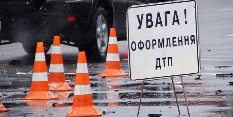 Детектив НАБУ на автомобиле сбил пешехода в Киеве