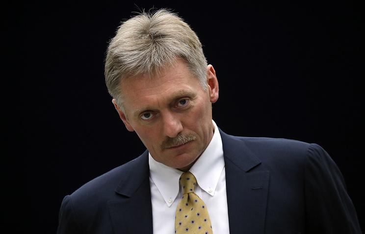 В Кремле прокомментировали стремительное падение рубля