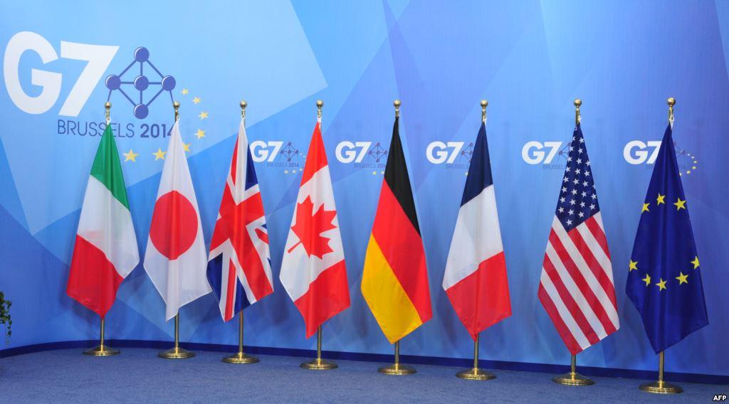 G7 сделала заявление по Антикоррупционному суду