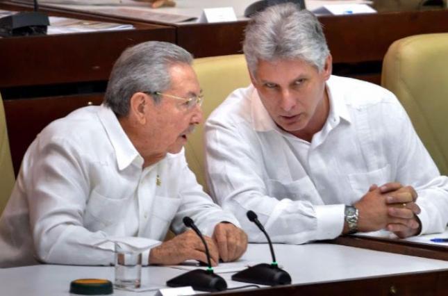 Мигеля Диас-Канеля выдвинули на должность главы Кубы