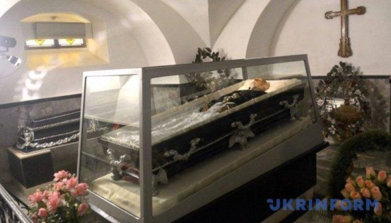 Украинские ученые ребальзамировали хирурга Пирогова