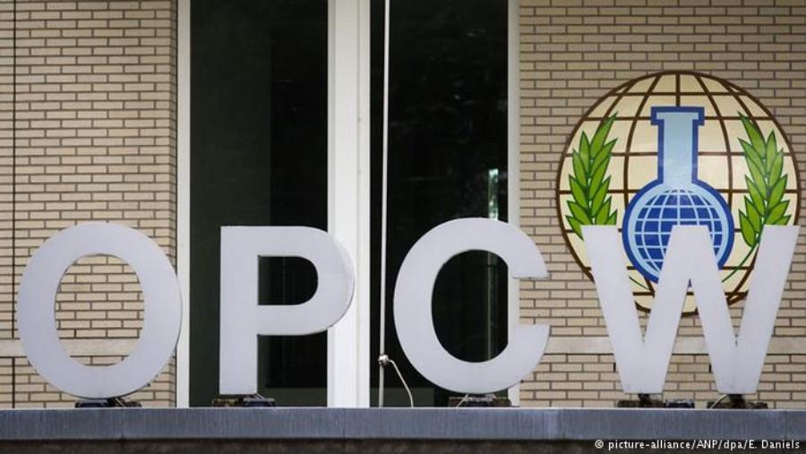 ОЗХО начала экстренное заседание по вопросу химатак в Сирии — AFP