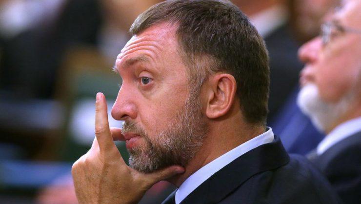 «Русал» Олега Дерипаски могут национализировать