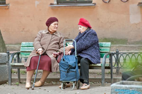 На сколько увеличится размер пенсии в Украине