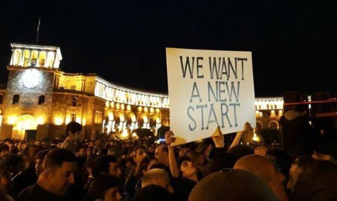 Думки щодо розвитку націй та подій в Вірменії