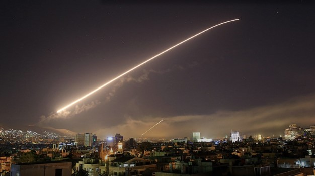Ни одна ракета не была сбита во время атаки на Сирию, — Пентагон