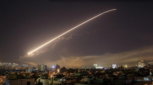 Удар по Сирии: ядерный Армагеддон отменяется