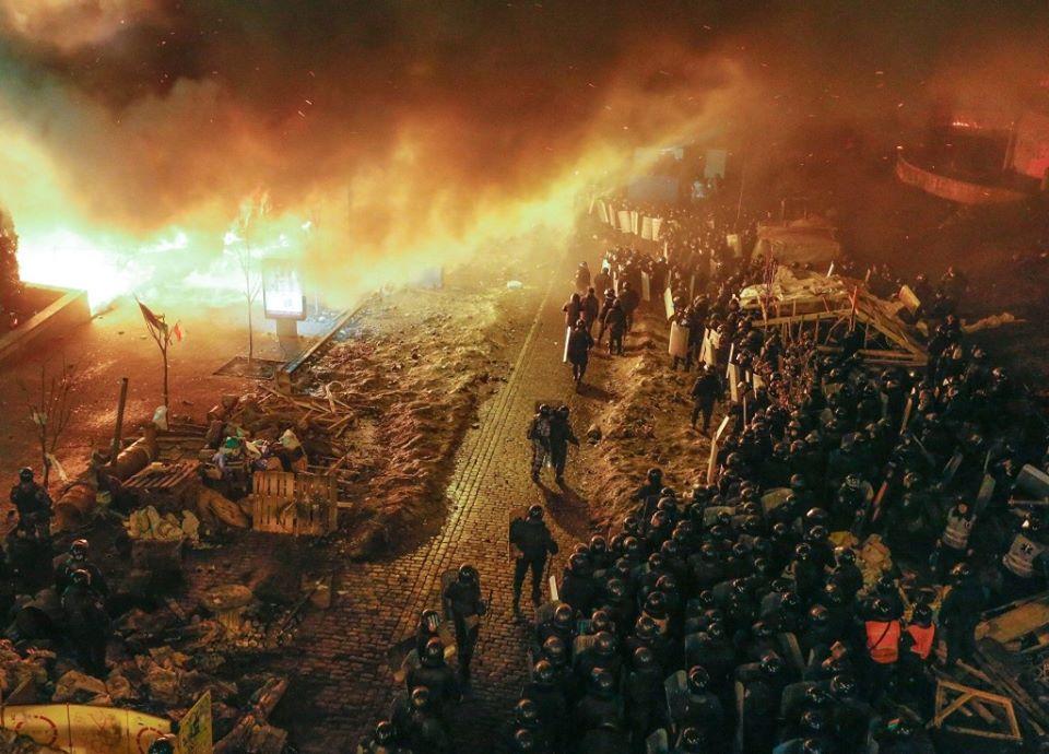 Дело Бубенчика и приближение радикального этапа украинской революции