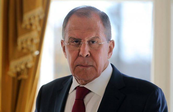 Удар по Сирии дает РФ моральное право на поставку Дамаску С-300, — Лавров