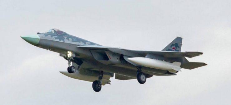 Индия отказалась от российского истребителя Су-57: «Это не пятое поколение»