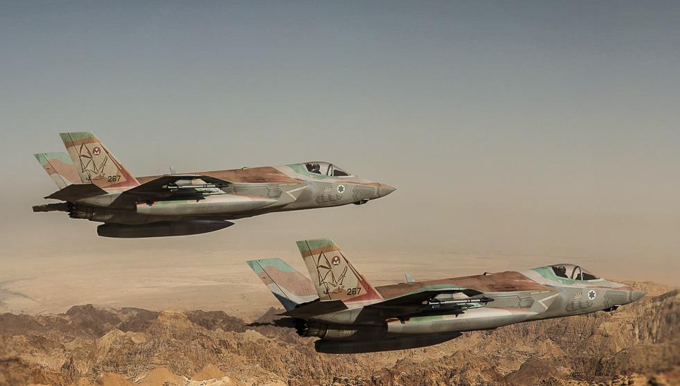 ВВС Израиля нанесли авиаудар по Сирии — СМИ