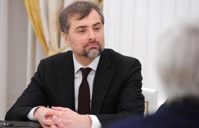 В Москве рассказали, почему Сурков отказался от переговоров с Волкером