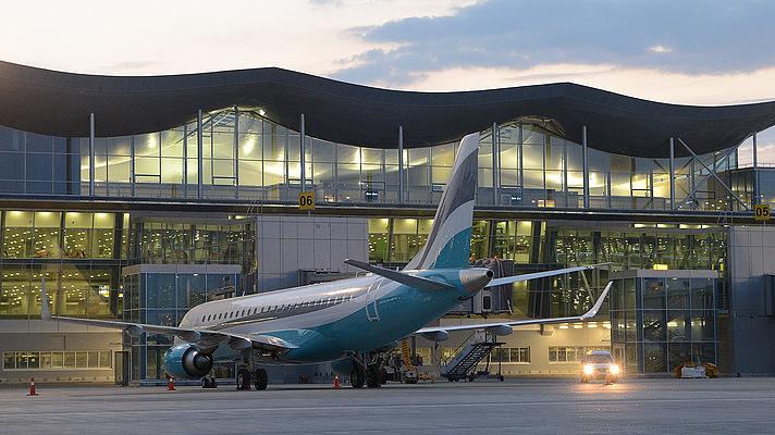 Аэропорт в Борисполе рекордно нарастил перевозки пассажиров в первом квартале 2018