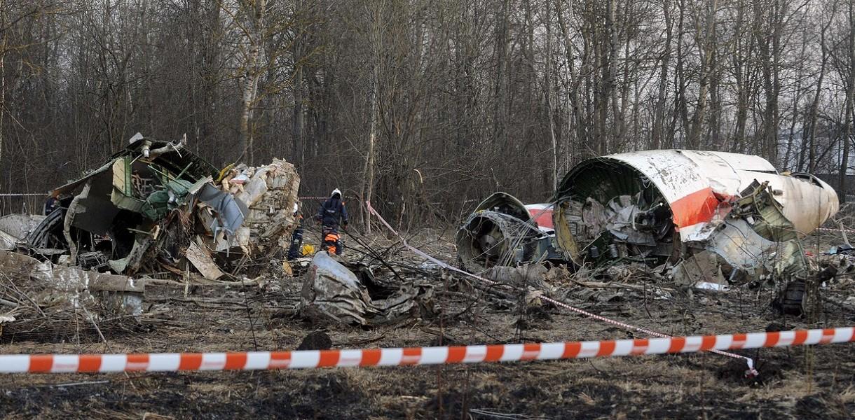 Причиной Смоленской катастрофы стал взрыв в самолете — польская комиссия