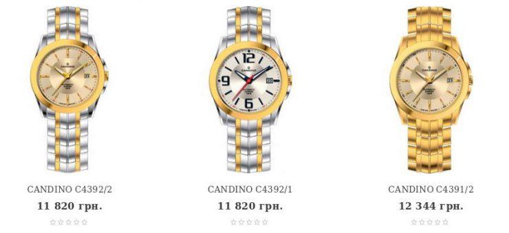 Candino: часы для любителей традиции в усовершенствованном исполнении