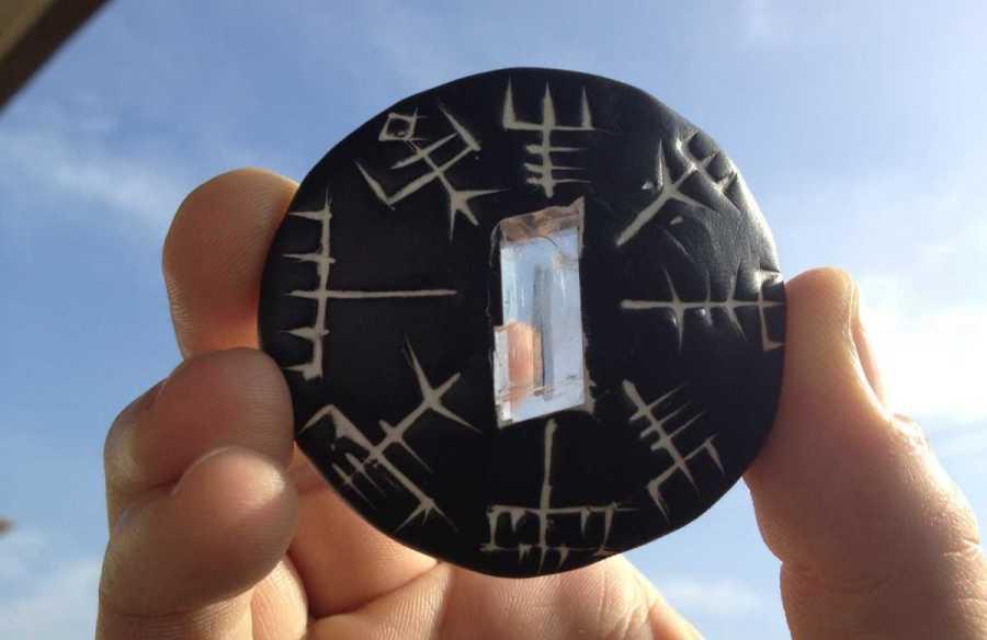 Ученые доказали, что легендарный Солнечный камень викингов действительно работает