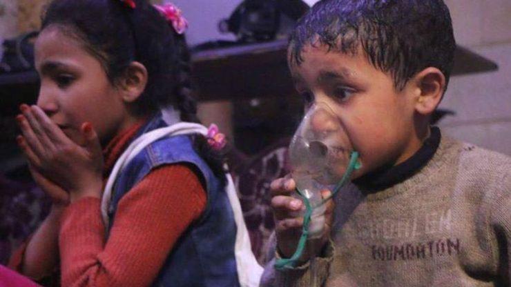 NBC: В образцах из Сирии обнаружили хлорный газ и нервно-паралитическое вещество