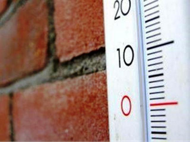 В Украину идут две волны похолодания