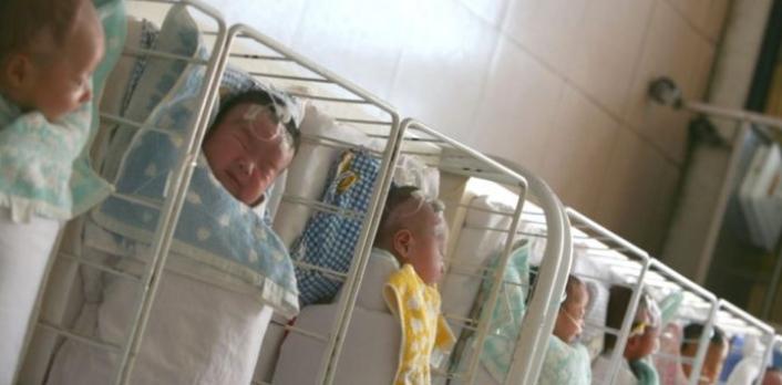 В Китае ребенок родился через четыре года после смерти родителей