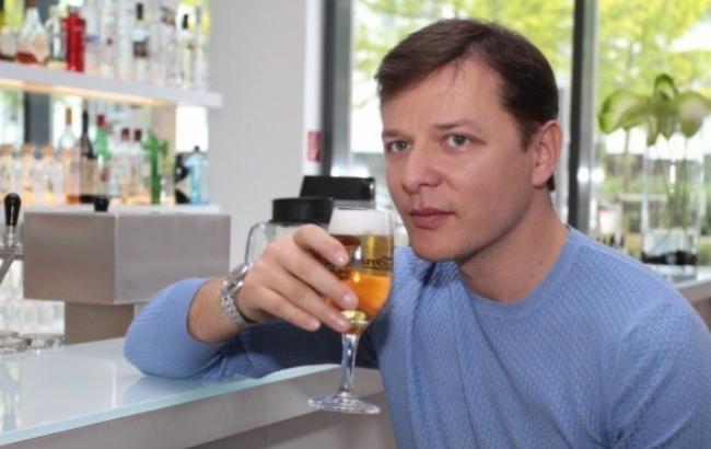 Олег Ляшко оказался в десятки раз богаче, чем Юлия Тимошенко