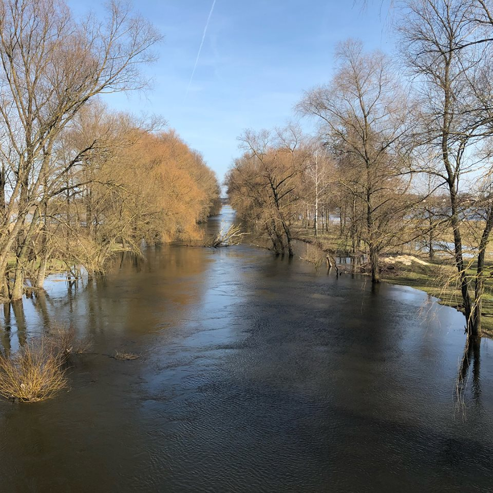 В ближайшие дни ряд крупных рек выйдут из берегов, — ГЧС