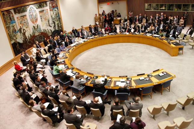 Совбез ООН начал экстренное заседание по химической атаке в Сирии