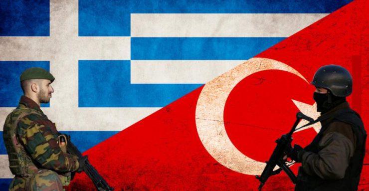 Греция перебросила на границу с Турцией 7000 военных